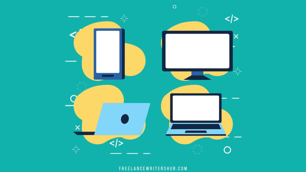freelance writing niche technology