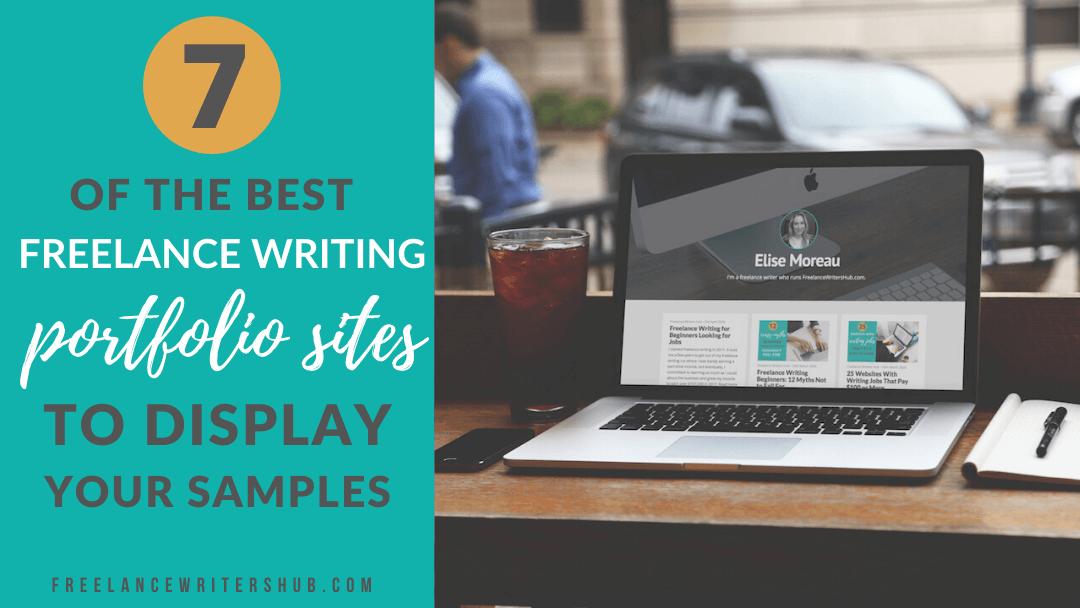 freelance writing portfolio sites